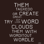 word tag cloud