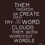 word tag cloud
