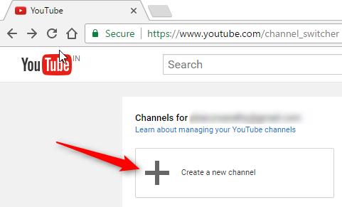 Monetize multiple youtube accounts