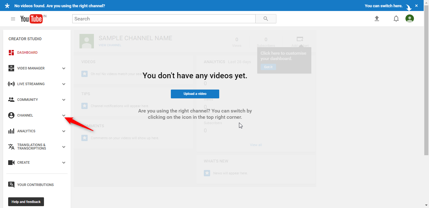 how to monetize multiple youtube accounts in one adsense account