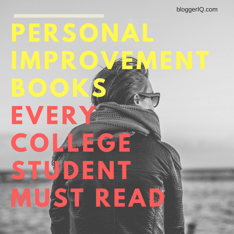 must read books for college going students